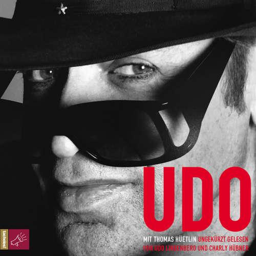 Hoerbuch Udo - Udo Lindenberg - Udo Lindenberg