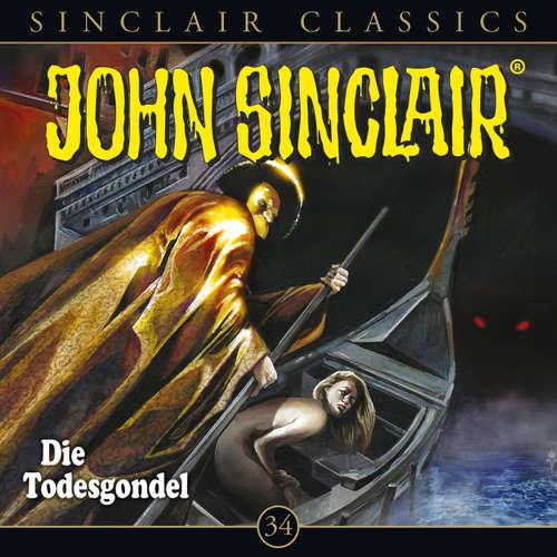 Hoerbuch John Sinclair, Classics, Folge 34: Die Todesgondel - Jason Dark - Dietmar Wunder