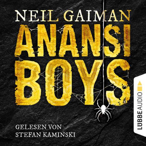 Audiobook Anansi Boys - Neil Gaiman - Stefan Kaminski