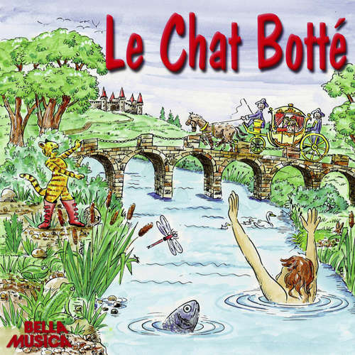 Livre audio Le Chat Botté - Charles Perrault - André Pomarat