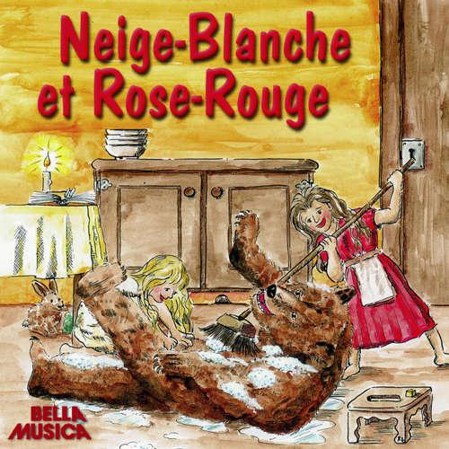Livre audio Neige Blanche et Rose Rouge - Jacob Grimm - André Pomarat