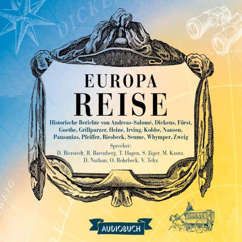 Hoerbuch Europareise - Historische Berichte 2 - Diverse Autoren - Richard Barenberg