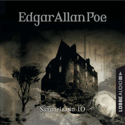 Hoerbuch Sammelband 10: Folgen 28-30 - Edgar Allan Poe - Ulrich Pleitgen