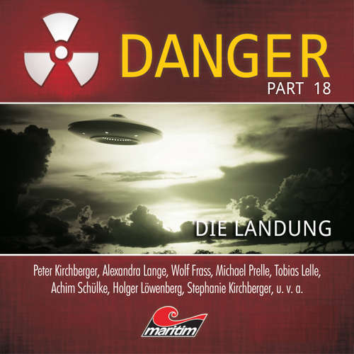 Hoerbuch Danger, Part 18: Die Landung - Markus Duschek - Peter Kirchberger