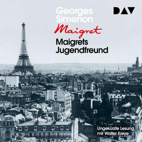 Hoerbuch Maigrets Jugendfreund - Georges Simenon - Walter Kreye