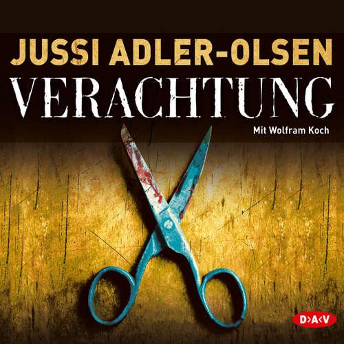 Hoerbuch Verachtung - Jussi Adler-Olsen - Wolfram Koch