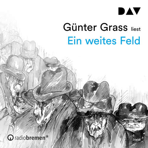 Hoerbuch Ein weites Feld - Günter Grass - Günter Grass