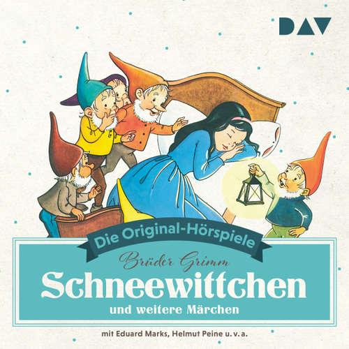 Hoerbuch Schneewittchen und weitere Märchen (Hörspiel) - Jacob Grimm - Eduard Marks