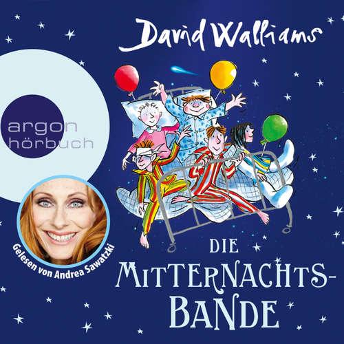 Hoerbuch Die Mitternachtsbande - David Walliams - Andrea Sawatzki