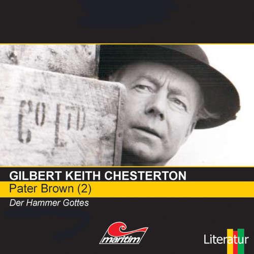 Hoerbuch Pater Brown, Folge 2: Der Hammer Gottes - Gilbert Keith Chesterton - Volker Brandt