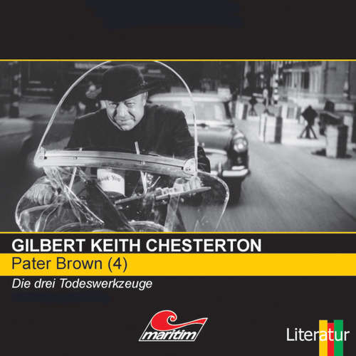 Hoerbuch Pater Brown, Folge 4: Die drei Todeswerkzeuge - Gilbert Keith Chesterton - Volker Brandt