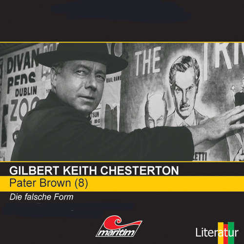 Hoerbuch Pater Brown, Folge 8: Die falsche Form - Gilbert Keith Chesterton - Volker Brandt