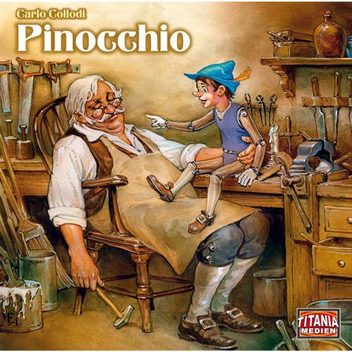 Hoerbuch Pinocchio (Titania Special Folge 10) - Carlo Collodi - Max Schautzer