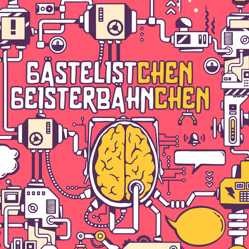 Hoerbuch Gästeliste Geisterbahn, Folge 80.5: Gästelistchen Geisterbähnchen -  Nilz - Nilz Bokelberg