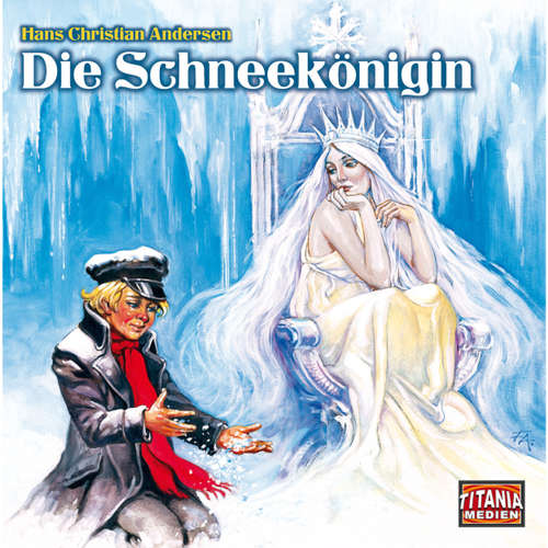 Die Schneekönigin (Titania Special Folge 8)