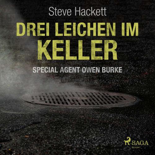 Drei Leichen im Keller - Special Agent Owen Burke 1