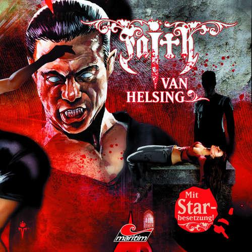 Hoerbuch Faith - The Van Helsing Chronicles, Folge 28: Draculas Bluthochzeit - Simeon Hrissomallis - Anna Carlsson