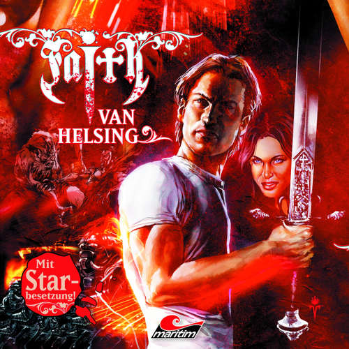Hoerbuch Faith - The Van Helsing Chronicles, Folge 30: Das Herz der schwarzen Sonne - Simeon Hrissomallis - Anna Carlsson