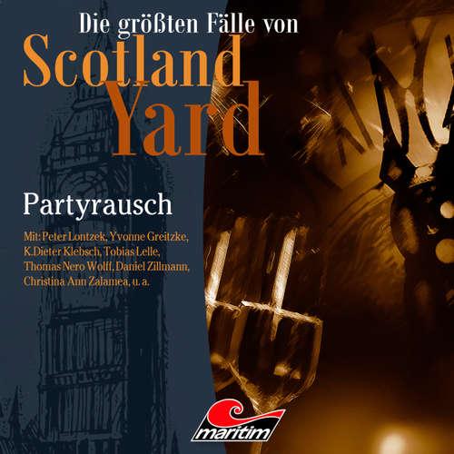 Die größten Fälle von Scotland Yard, Folge 36: Partyrausch