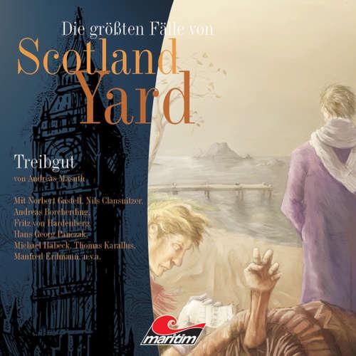 Hoerbuch Die größten Fälle von Scotland Yard, Folge 3: Treibgut - Andreas Masuth - Volker Brandt
