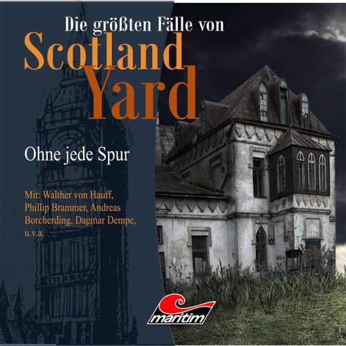Die größten Fälle von Scotland Yard, Folge 19: Ohne jede Spur