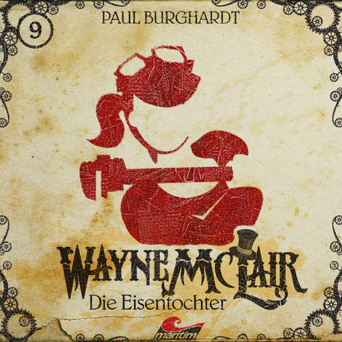 Wayne McLair, Folge 9: Die Eisentochter