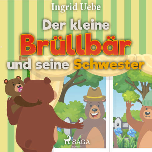 Der kleine Brüllbär und seine Schwester