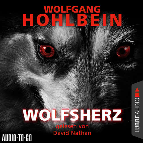 Hoerbuch Wolfsherz - Wolfgang Hohlbein - David Nathan