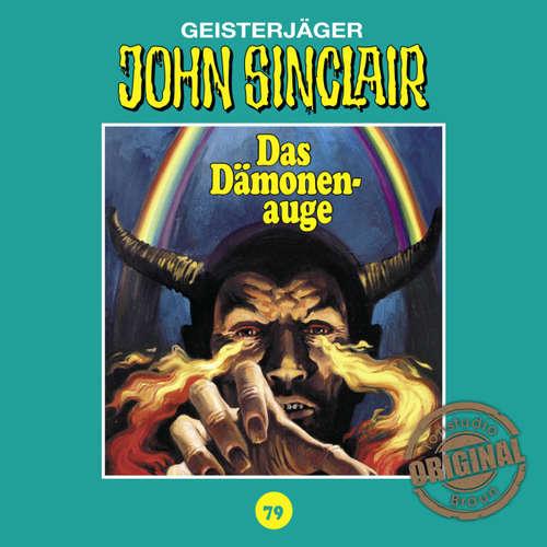 Hoerbuch John Sinclair, Tonstudio Braun, Folge 79: Das Dämonenauge. Teil 2 von 3 - Jason Dark -  Diverse