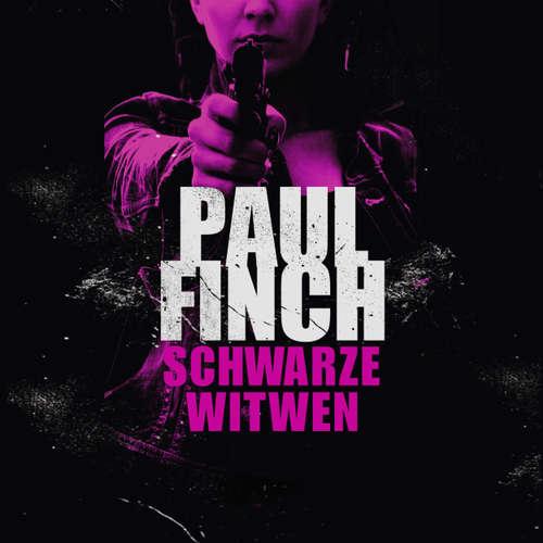 Hoerbuch Schwarze Witwen - Lucy-Clayburn-Reihe 1 - Paul Finch - Matthias Lühn