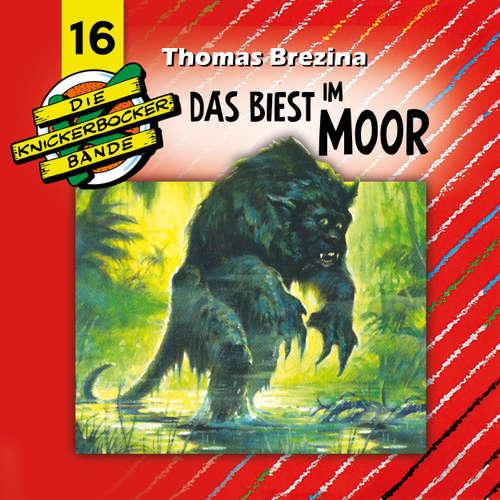 Hoerbuch Die Knickerbocker-Bande, Folge 16: Das Biest im Moor - Tomas Kröger - Douglas Welbat