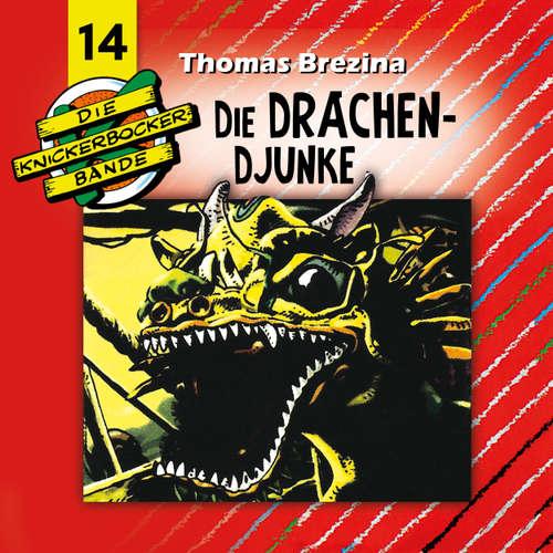 Hoerbuch Die Knickerbocker-Bande, Folge 14: Die Drachen-Dschunke - Tomas Kröger - Douglas Welbat