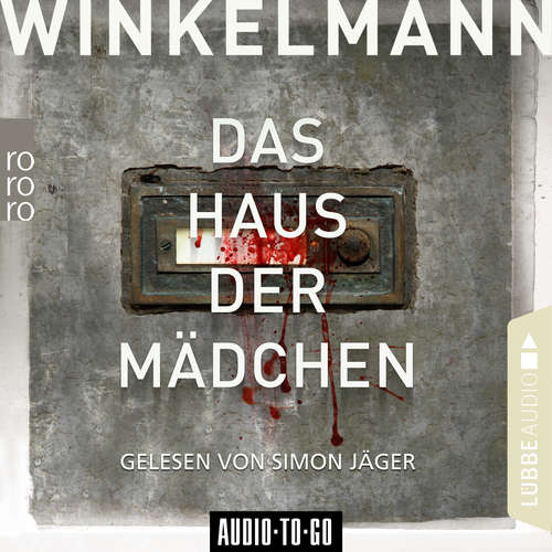 Hoerbuch Das Haus der Mädchen - Andreas Winkelmann - Simon Jäger