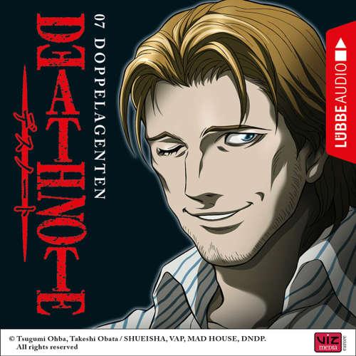 Hoerbuch Death Note, Folge 7: Doppelagenten - Tsugumi Ohba - David Turba