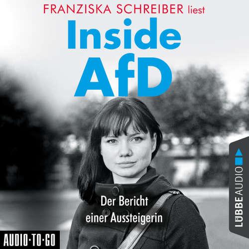 Hoerbuch Inside AfD - Franziska Schreiber - Franziska Schreiber
