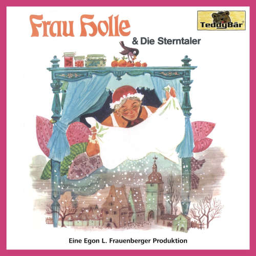 Hoerbuch Gebrüder Grimm, Frau Holle/Die Sterntaler - Gebrüder Grimm - Paul Lasner