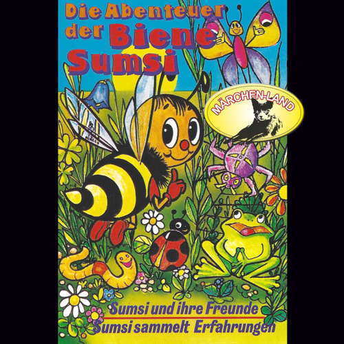 Hoerbuch Die Abenteuer der Biene Sumsi, Folge 1: Sumsi und ihre Freunde / Sumsi sammelt Erfahrungen - Rolf Ell - Scarlet Lubowski