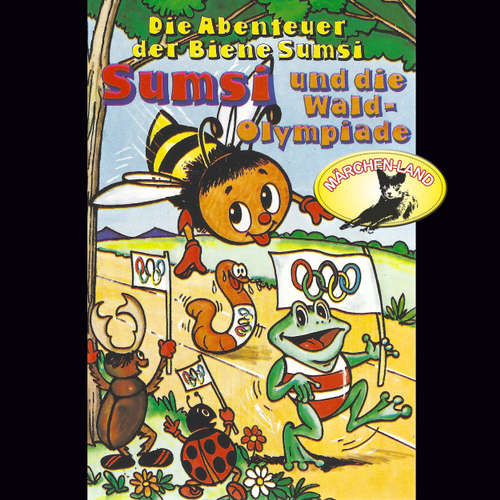 Die Abenteuer der Biene Sumsi, Folge 3: Sumsi und die Wald-Olympiade / Sumsi und die Raupe Kasimir