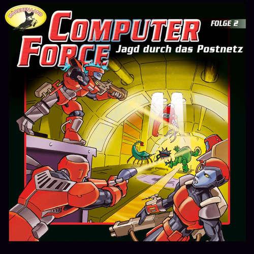 Computer Force, Folge 2: Jagd durch das Postnetz