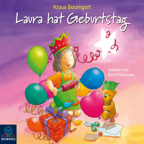 Laura hat Geburtstag - Lauras Stern 10