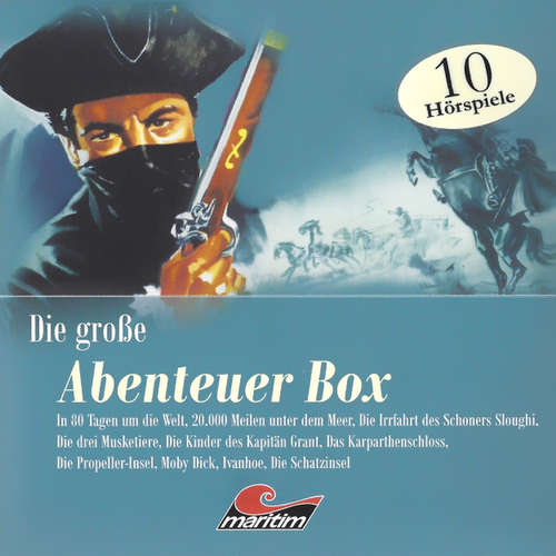 "Die große Abenteuerbox, Die große ""Maritim""-Abenteuerbox"