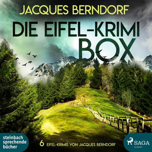 Die Eifel-Krimi-Box - 6 Eifel-Krimis von Jacques Berndorf