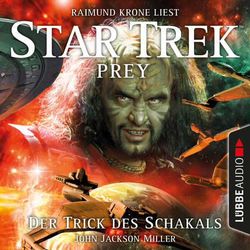 Der Trick des Schakals - Star Trek Prey, Teil 2