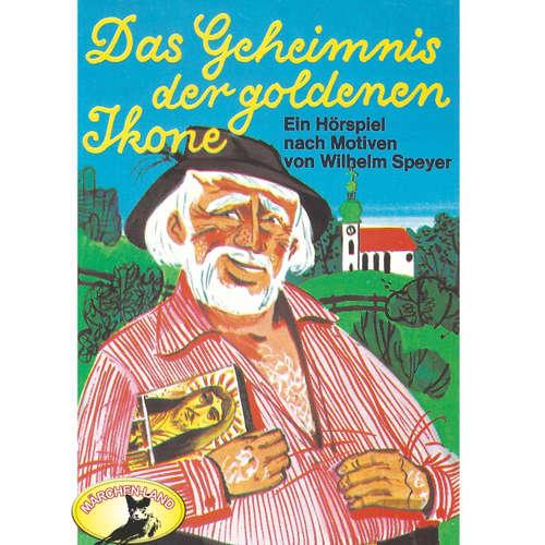 Wilhelm Speyer, Das Geheimnis der goldenen Ikone