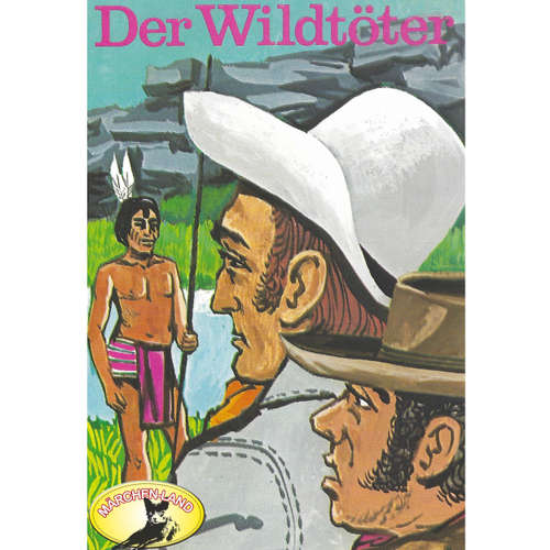 Hoerbuch J.F. Cooper, Der Wildtöter - J. F. Cooper - Ensemble des Vokstheaters Berlin