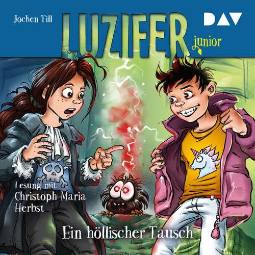 Hoerbuch Luzifer junior, Teil 5: Ein höllischer Tausch - Jochen Till - Christoph Maria Herbst