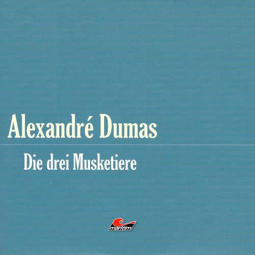 Hoerbuch Die große Abenteuerbox, Teil 1: Die drei Musketiere - Alexandre Dumas - Eberhard Krug