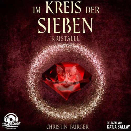 Hoerbuch Kristalle - Im Kreis der Sieben, Band 3 - Christin Burger - Katja Sallay