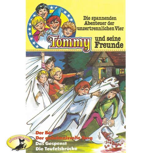 Tommy und seine Freunde, Folge 1: Der Bär / Der geheimnisvolle Berg / Das Gespenst / Die Teufelsbrücke