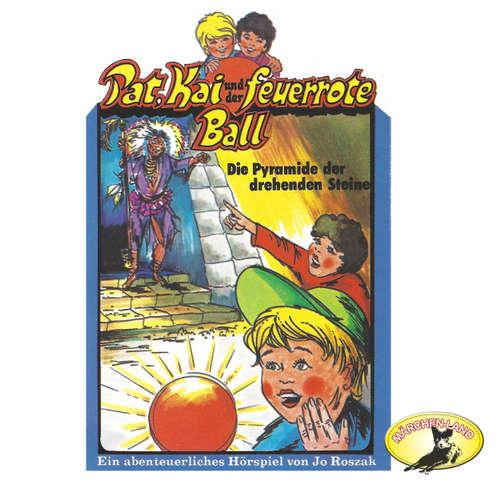 Pat, Kai und der feuerrote Ball, Die Pyramide der drehenden Steine
